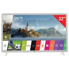 """Телевизор LG 32"""" (81,2 см) 32LK6190, LED, 1920x1080 Full HD, Smart TV, Wi-Fi, 50 Гц, HDMI, USB, белый, 5 кг"""