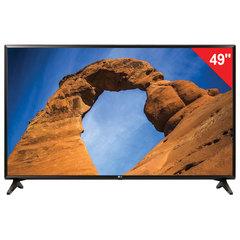 """Телевизор LG 49"""" (124,5 см) 49LK5910, LED, 1920x1080 Full HD, Smart TV, Wi-Fi, 50 Гц, HDMI, USB, черный, 13 кг"""